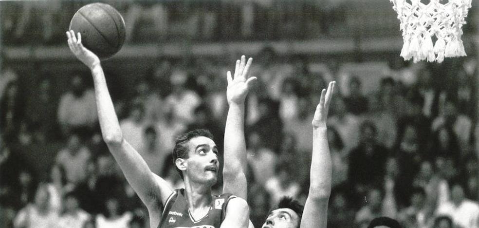 Jaime Fernández, en el club de los elegidos del Unicaja