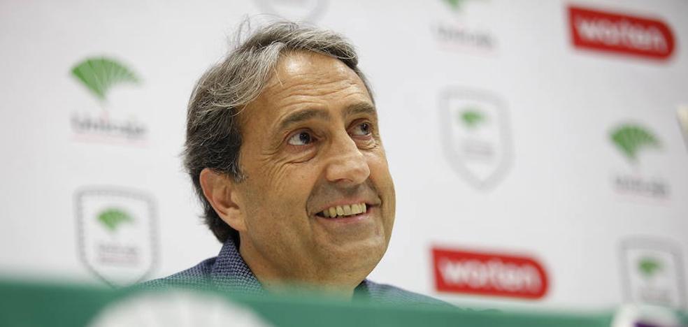 Casimiro: «Hay que estar orgullosos del trabajo del equipo»