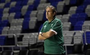 Casimiro: «No creo que la derrota haya venido por los triples»