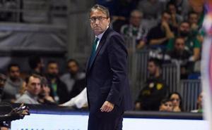 Casimiro: «Hemos jugado un partido bastante sólido»