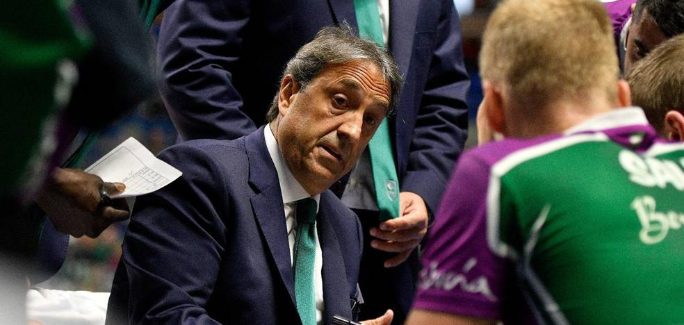 Casimiro confirma que el club busca un fichaje