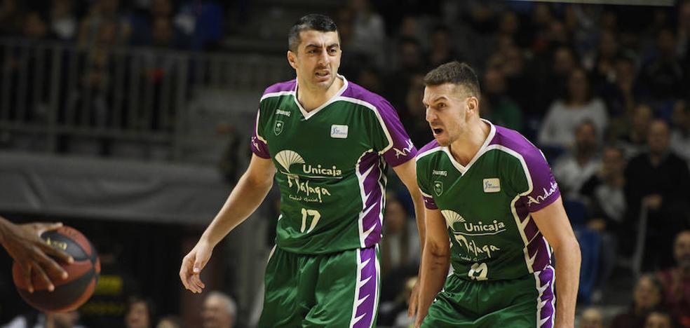 El Unicaja, desmantelado por las 'ventanas FIBA' otra vez