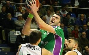 Shermadini llega a la Copa como el jugador más valorado de la ACB en febrero