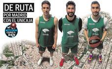 De ruta por Madrid con el Unicaja