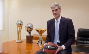 El presidente de la ACB dice que es «muy probable» que la Copa 2020 sea en Málaga