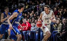 Milosavljevic lidera la clasificación de Serbia para el Mundial