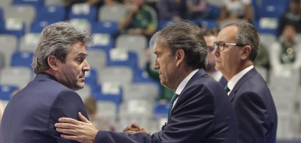Luis Casimiro: «Nunca he dicho que esté satisfecho con nuestra defensa, intento que mejoremos»