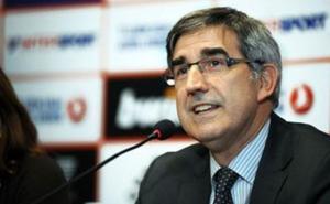 Bertomeu lo ratifica: «No habrá cinco equipos españoles en la Euroliga»