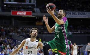 El Unicaja da luz verde a la mejora de contrato y aumento de la claúsula de Jaime Fernández