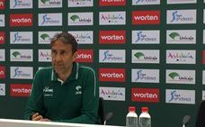 Casimiro: «Tenemos una gran oportunidad de recuperar la cuarta plaza»