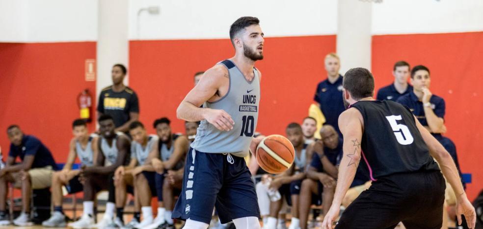 Francis Alonso, segundo malagueño en probar con una franquicia de la NBA