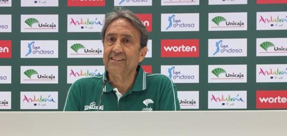 Casimiro: «He intentado crispar a los jugadores sobre este rival»