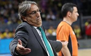 Casimiro: «Controlamos el ritmo del partido»