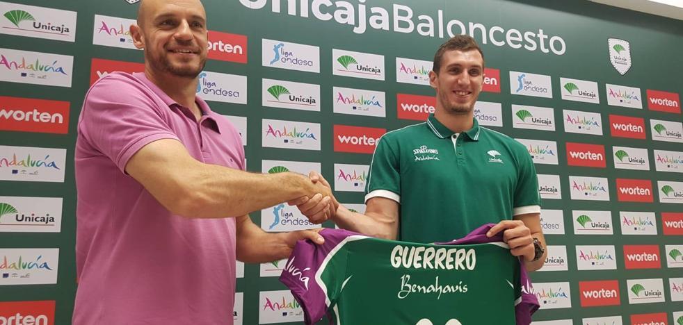 Rubén Guerrero: «Espero estar preparado para la ACB»