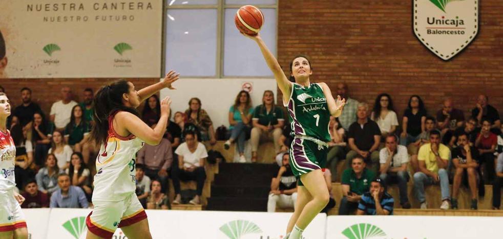 Ana Jiménez vuelve a la selección
