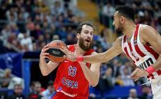 El CSKA aviva el sueño del Unicaja por Sergio Rodríguez