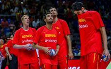 Jaime Fernández, en la preselección de España para el Mundial de China