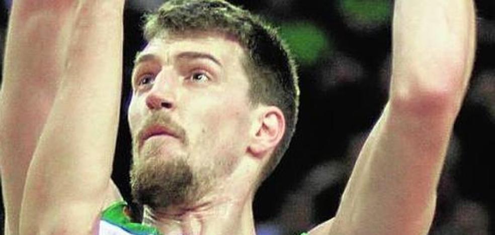 Kuzmic, ex del Unicaja, en coma tras sufrir un accidente de tráfico