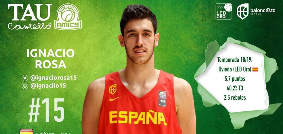 Ignacio Rosa jugará en Castellón y Francis Alonso se entrena en Los Guindos
