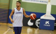 Jaime Fernández: «Vengo a la selección como una esponja, a escuchar y a aprender de todos»