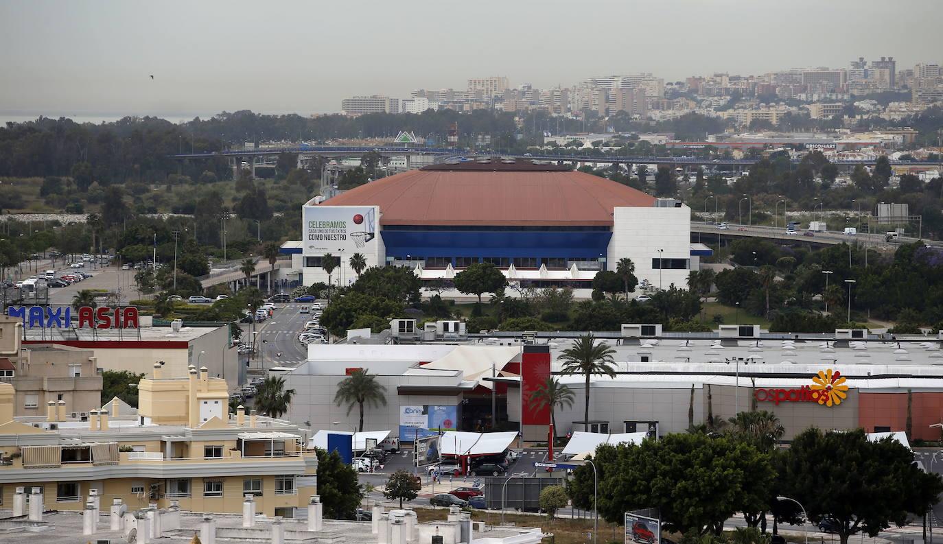 El Unicaja ha solicitado no jugar en casa en enero en la Liga y la Eurocup
