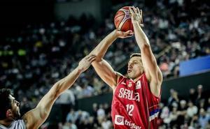 Un seguro de la FIBA asumirá algo más de la mitad del salario del jugador serbio