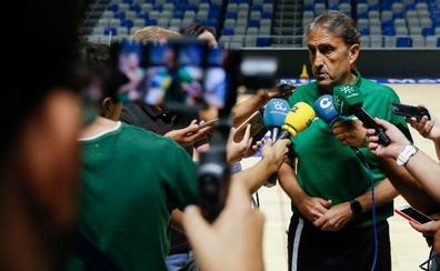 Casimiro: «Desde el club nos transmiten que seamos ambiciosos y aspiremos al máximo»