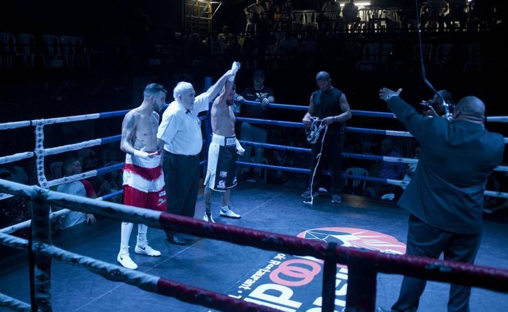 Así fue la velada de boxeo del Saga Heredia