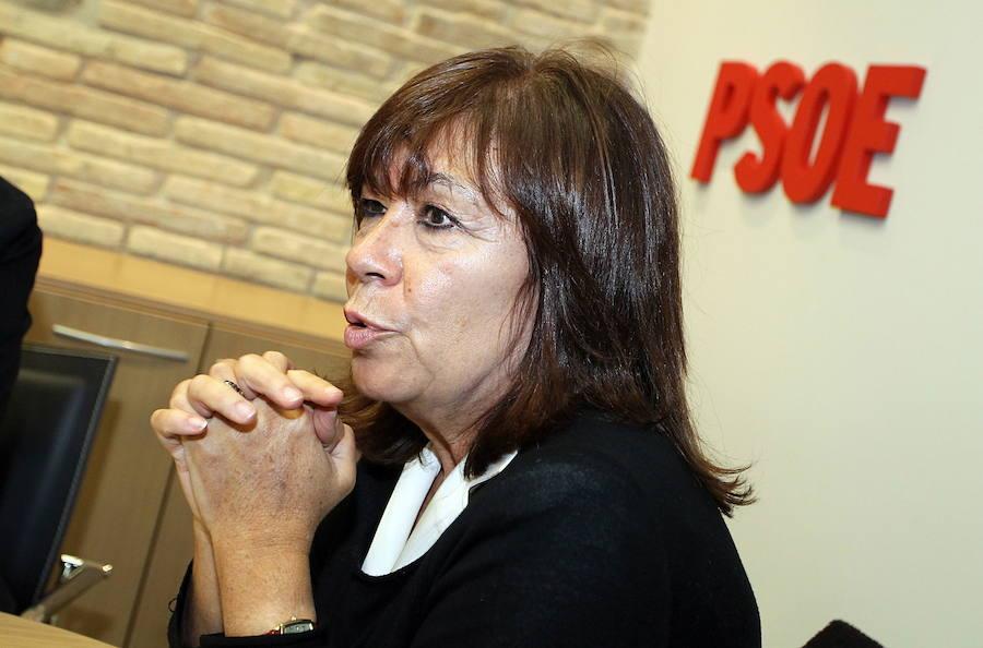 Cristina Narbona acepta la oferta de Sánchez para presidir el PSOE