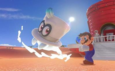 Nintendo reinventa a su mascota con 'Super Mario Odyssey'