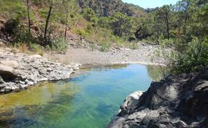 Senderismo Málaga: Ruta fluvial del río Castor