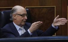 La amnistía fiscal centra la primera sesión de control al Gobierno en un mes