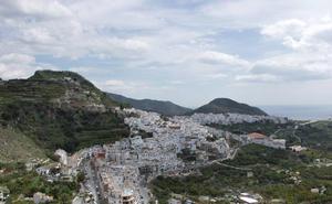Senderismo Málaga: Frigiliana-Cómpeta