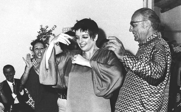 Las mini vacaciones con espectáculo de Liza Minnelli en