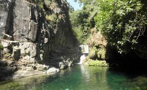 Senderismo Málaga: Ruta fluvial de Barranco Blanco (Coín)