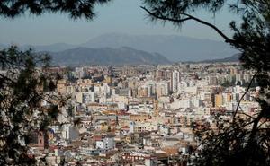 Senderismo Málaga: Senderos del Parque de Gibralfaro