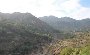 Senderismo Málaga: Monda-Cerro Gordo