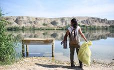Más de 5.000 personas se movilizan contra el abandono de basura en espacios naturales