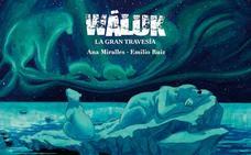 Wáluk, el oso polar que acerca el cambio climático a los niños