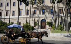 El Ayuntamiento critica el cierre de la Aduana por las tardes porque daña la imagen de Málaga