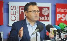Miguel Ángel Heredia, destituido como secretario general del PSOE en el Congreso
