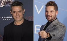 ¿Por qué David Bisbal y Alejandro Sanz no van a seguir en La Voz?