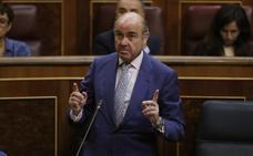 Guindos reitera que el Gobierno carecía de competencias en la resolución del Popular