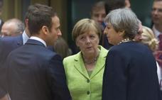 May: «Ningún europeo será obligado a abandonar el país tras el 'Brexit'»