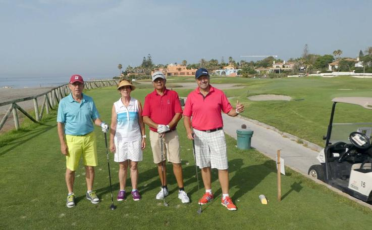 Las mejores fotos del Costa del Golf Tour (II)
