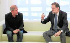 Rajoy se reúne con el líder de CC OO antes que con Sánchez