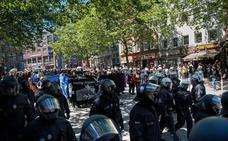 Cinco españoles detenidos en los disturbios de la cumbre del G-20