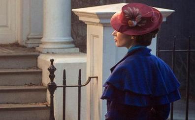 Disney exhibe su poder con Marvel, 'Star Wars' y 'Mary Poppins'