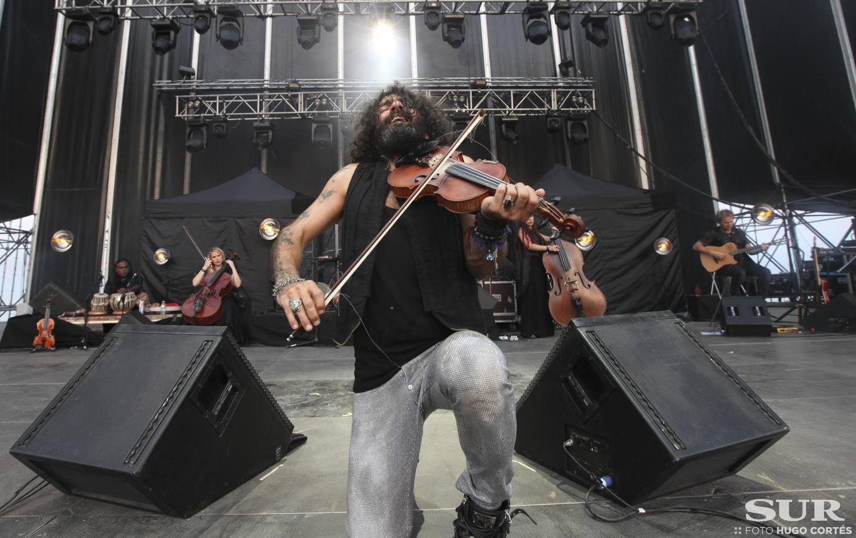Ara Malikian derrocha arte en su concierto de Fuengirola