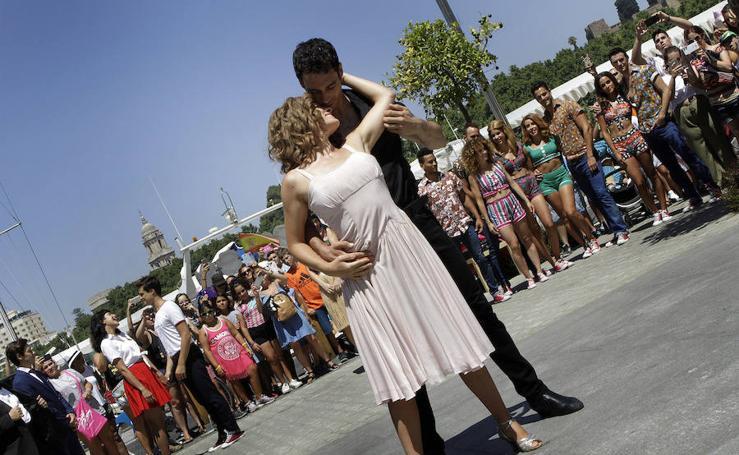 El Musical Dirty Dancing en Muelle Uno